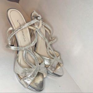 Caparros sparkly heels
